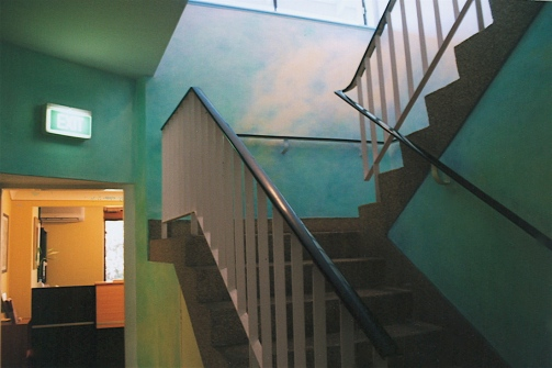 Stairwell, Inala Admin Block